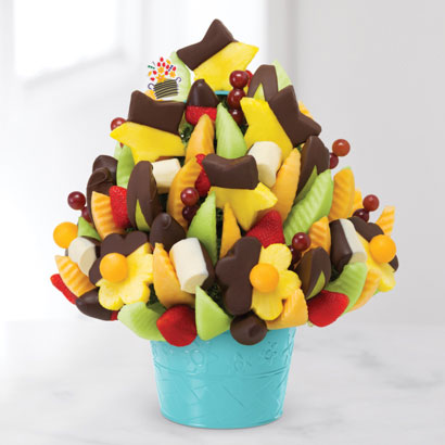 Delicious Celebration<sup>®</sup>  - Dipped Fruit Delight