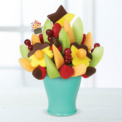 Delicious Daisy<sup>®</sup> Dipped Strawberries &amp; Pineapple